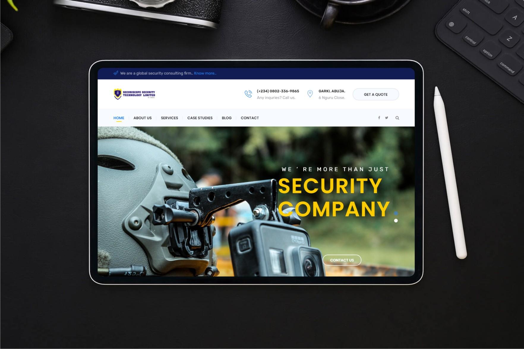 Securiscope Security